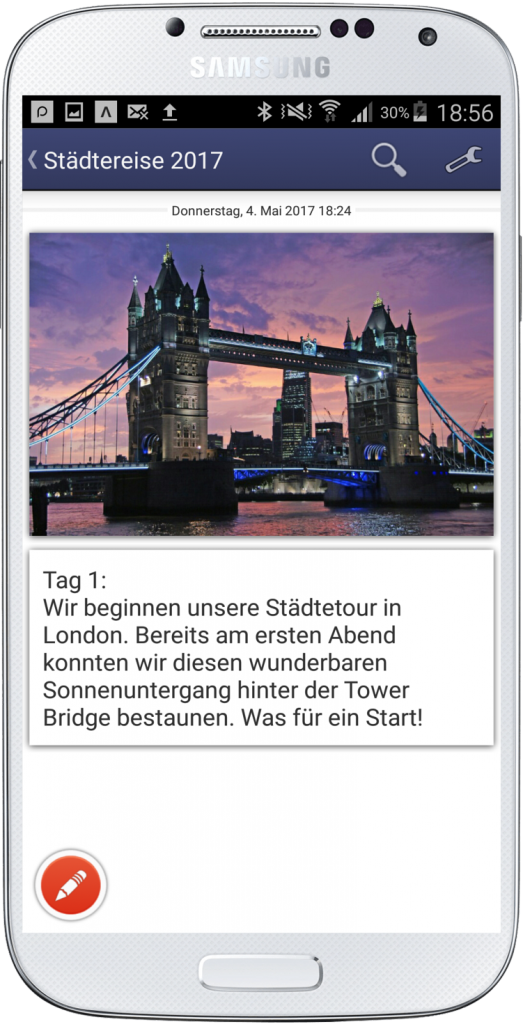 Tag 1 in London. Besuch der Tower Bridge